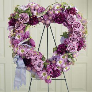 Envía arreglos florales para funeral