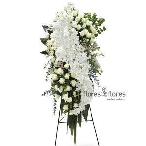 envia arreglos florales funebres