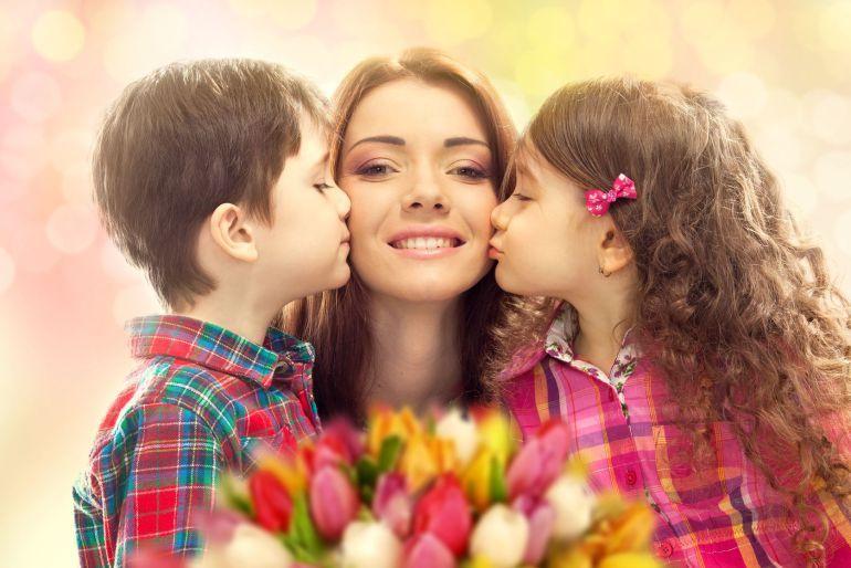 envia flores para mama